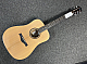 Lawson Acoustic Electric Guitar Solid Top Spruce Bubinga back and sides dual pickup system
