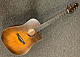 Lawson Acoustic Electric Guitar Solid Top Spruce  With Onboard Tuner And Effects