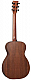 3/4 sz Kids/ Childs Washburn OS acoustic Guitar with padded bag and picks