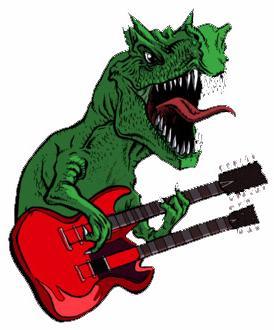 Guitarasaur Guitar s & Ukuleles