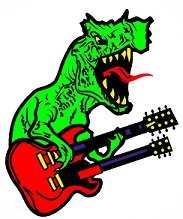 Guitarasaur Guitars & Ukuleles