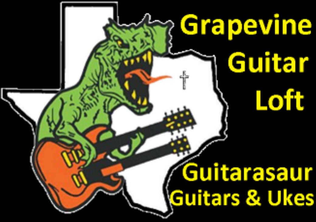 Guitarasaur Guitars & Ukuleles